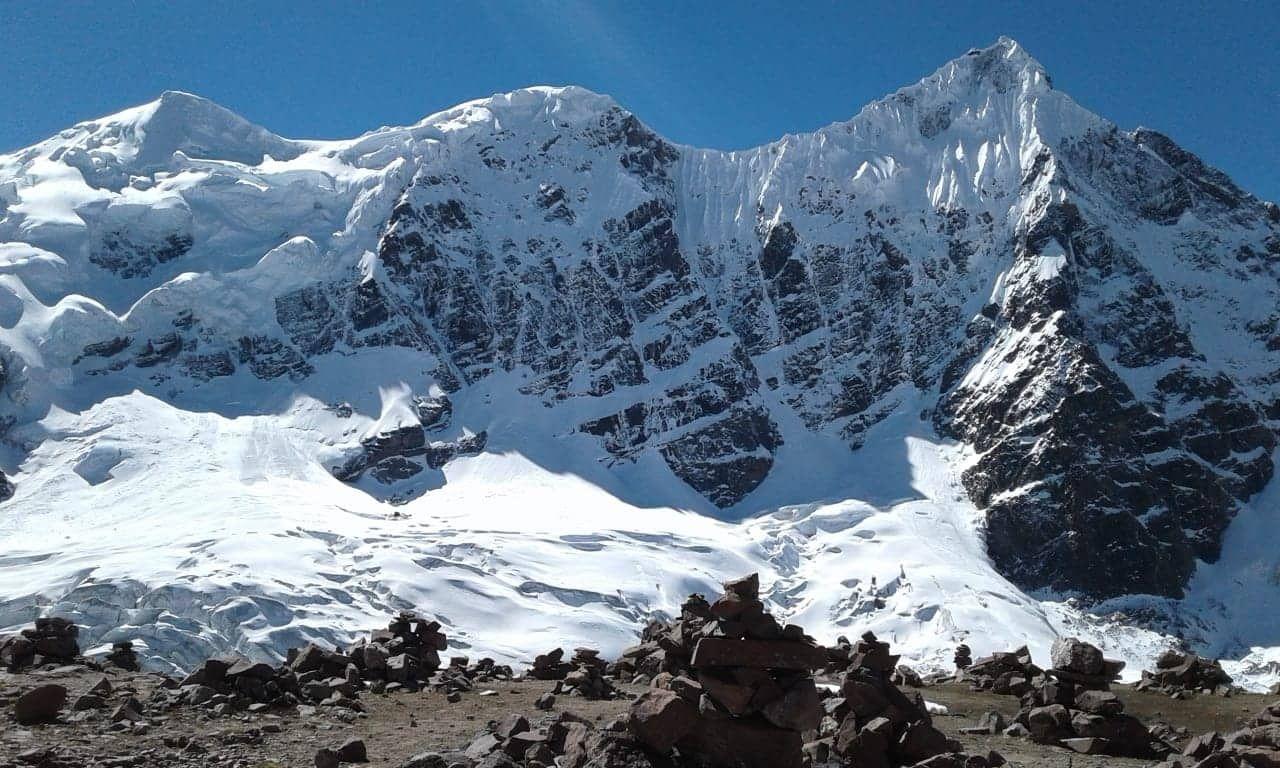 Sacred Mt. Ausangate, Peru