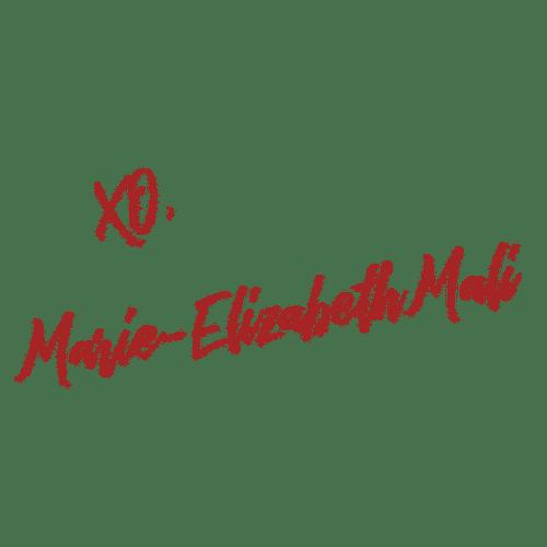 Marie-Elizabeth Mali | Personal Transformation Expert | Memali.com